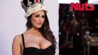 Topless and Naked Videos - Video - Lucy Pinder - Topless and