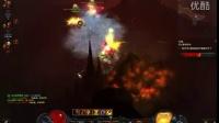 暗黑破坏神3资料片野蛮人无限地震套