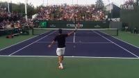【零凌网球】教学篇——费德勒击球练习14