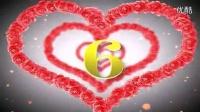 【002心相印10秒倒计时】婚礼倒计时视频 高清婚礼开场视频 ae模板ae特效ae素材AE素材
