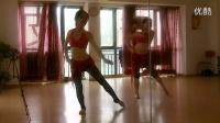 肚皮舞入门教学视频《一个人的探戈》肚皮舞成品舞