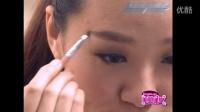 高级画眉毛方法 眉毛的画法