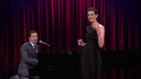【猴姆独家】太屌了!安妮海瑟薇和肥伦激情献唱经典热单百老汇版