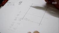 设计系网 室内手绘教程大理石材质的画法