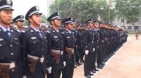 陕西省首届体改政法干警阅兵典礼1