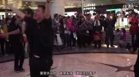 快闪广州天河城广场------10分钟玩转香港经典金曲_高清