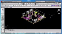 建筑CAD建模
