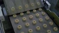 南昌市创新食品机械有限责任公司  宫庭桃酥 生产流水线 视频
