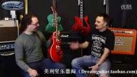 吉普森 吉他 Gibson Les Paul Slash Vermillion 测评 试听