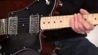 芬达 吉他Fender Classic  72 Telecaster Deluxe 测评 试听
