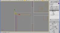 两室两厅室内设计布局鸟瞰图制作流程