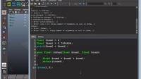 MAYA 的 MEL 脚本语言 基础05 Procedures 程序