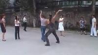 1.休闲舞系列--恰恰舞套路