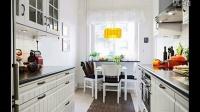 交换空间原木地板塑造北欧风格 56平米旧公寓翻新设计装修效果图
