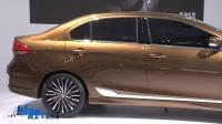 2014北京车展 铃木汽车全球首发车型ALIVIO亮相北京车展