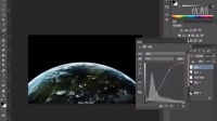 [PS]PS教程 Photoshop教程  7.星球