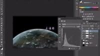 [PS]星球预告片视频   PS教程  CC教程  photoshop