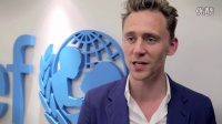 Tom Hiddleston Tells Us About Living Below The Line
