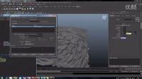 Maya API rotation ocean