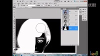 Photoshop基础教程-57用通道抠取人物