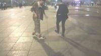 视频: 普兰店曳步舞小菜鸟,练习QQ1105938788
