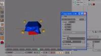 【C4D插件】简单布料插件nitro4d_easycloth_v2.2