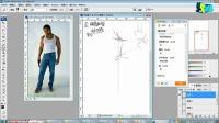 原画绘画过程之人体系列 《第二弹 人体动态捕捉》