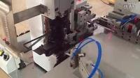 威盈13763200733自动排线压端子沾锡机
