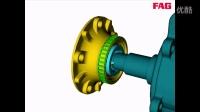 FAG二代轮毂轴承构造及安装位置-舍弗勒汽车售后技术服务