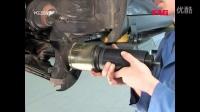 FAG一代轮毂轴承安装演示--舍弗勒汽车售后技术服务