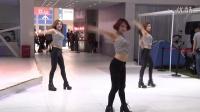 2014北京国际车展--美女啦啦队舞表演