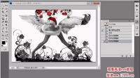 平面设计教程实战—用历史记录画笔恢复局部色彩