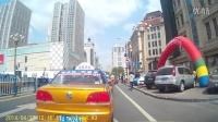 卫程A3行车记录仪哈尔滨曼哈顿珠宝城高清实测