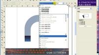 排版软件快学CDR基础视频教程,coreldraw 教程cdr  x4