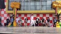 北京欢乐谷国际街舞精英挑战赛 POPPIN 海选 隋阳