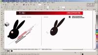 零起步平面设计软件CDRCorelDRAW-平面设计教程-旋转扭曲