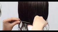 短发修剪 女士短发修剪视频 2014短发最新发型女 最新短发