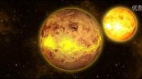 AE基础教程特效星球爆炸