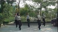 广场舞蹈视频大全 广场舞教学《眉飞色舞》_标清