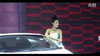 2014北京车展——美女车模清新靓丽如出水芙蓉_高清