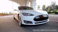 Tesla特斯拉Model S汽车轮毂改装杰勋国际改装轮毂
