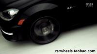 BENZ奔驰C63AMG轮毂改装美国MHT-NICHE改装轮毂