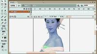 FLASH图片导入动画人物教程