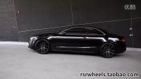 Audi奥迪S5 S-line coupe轮毂改装NICHE改装轮毂
