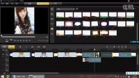会声会影插入相框和FLASH动画应用