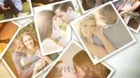我想念你,舒缓的婚礼记忆相册AE模板视频素材来自西橘网