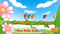 143 十个印第安男孩 英文版
