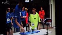 视频: 竞技叠杯-双人世界纪录-double cycle6.435s