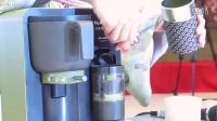 随手来杯香醇日式抹茶 日本开发研磨冲泡抹茶机