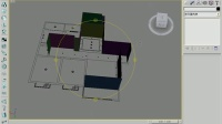 3dmax动画制作教程 3dmax建筑漫游教程 第二课